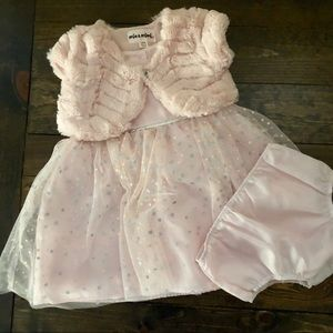 Mia & Mimi Light Pink Dress